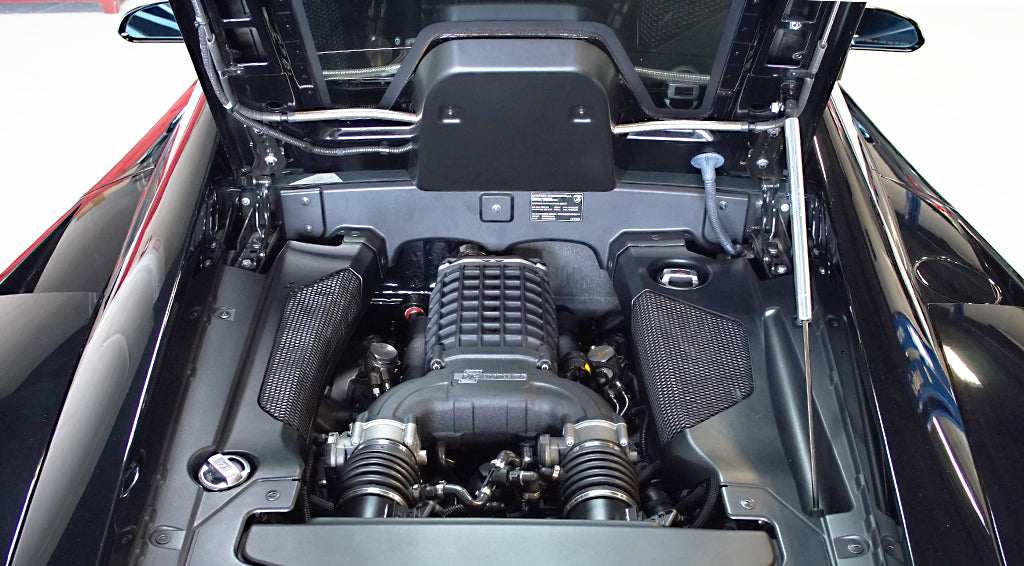 Lamborghini Gallardo Supercharger ('09-'14)