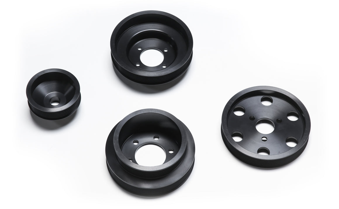 BMW S54 Pulley Kit for E46 M3 Z4M Z3M