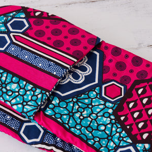 PRE ORDER Double oven glove - Pink Nyame