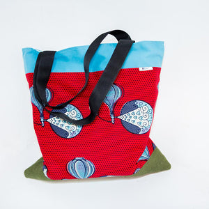 Tote bag  - Red Perfume