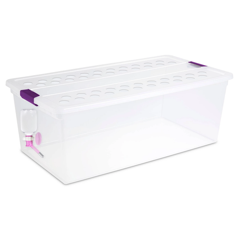 Large Rubbermaid Container