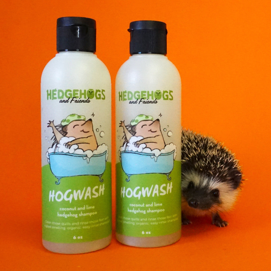 Hogwash Coconut Lime Shampoo - 8oz