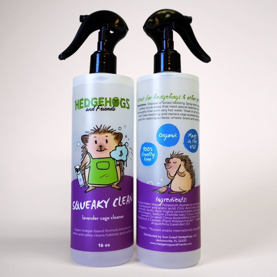 Breeder Bundle Shampoo & Cage Cleaner - 16oz