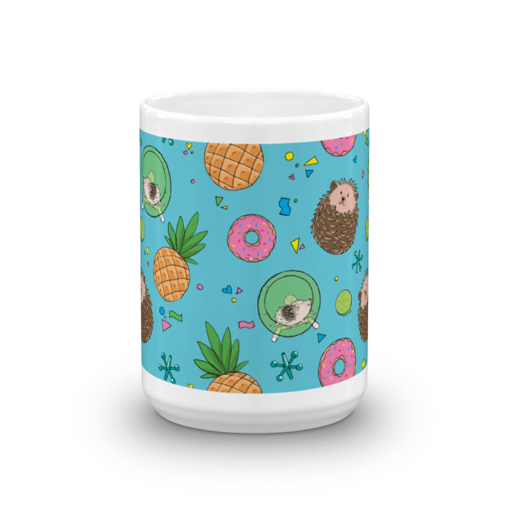 Hedgies, Hooray! Mug
