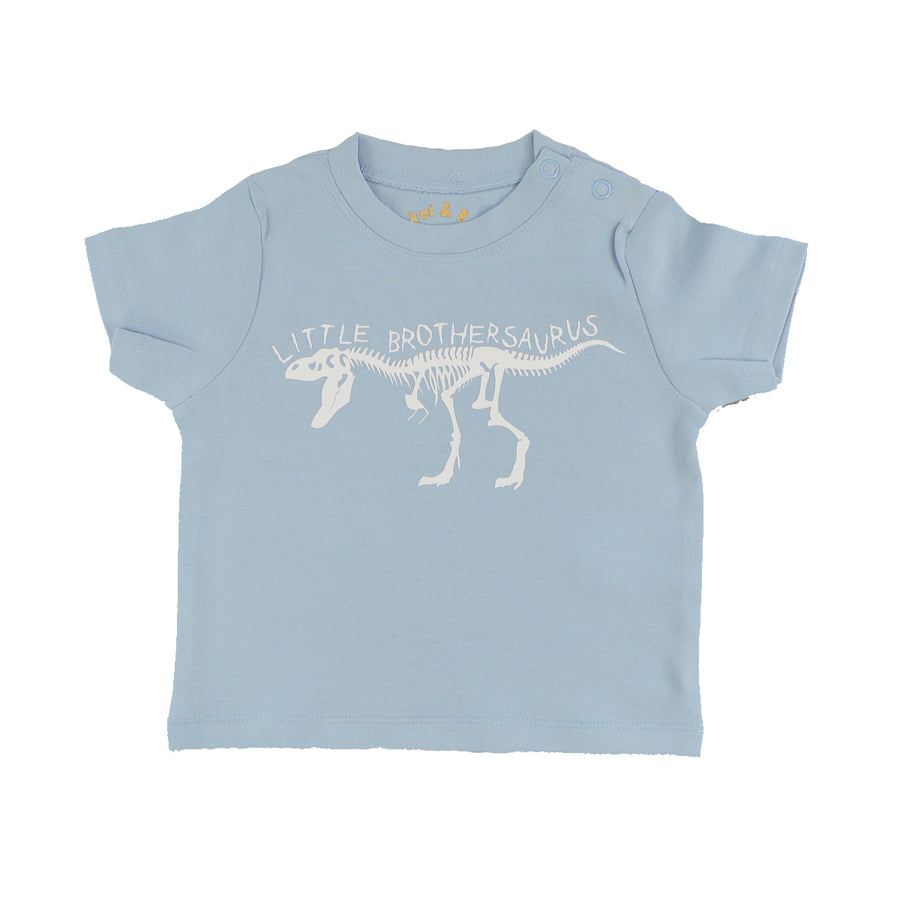 'Little Brothersaurus' New Baby Announcement T-Shirt