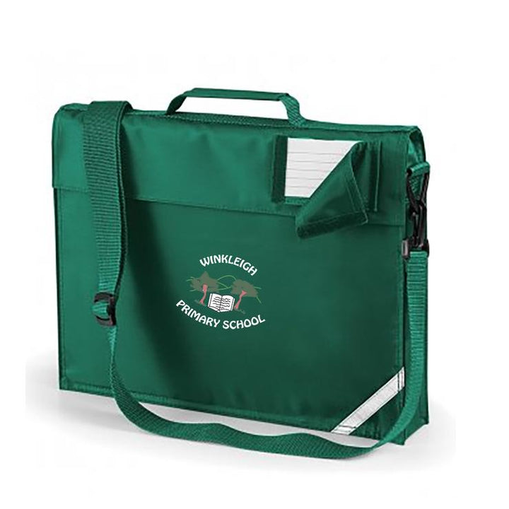 Winkleigh School Embroidered Book Bag