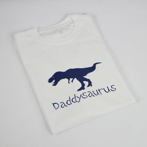 'Daddysaurus' Dinosaur Father's Day Gift T-Shirt