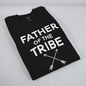 'Father of the Tribe' Design in a T-Shirt or Sweathirt