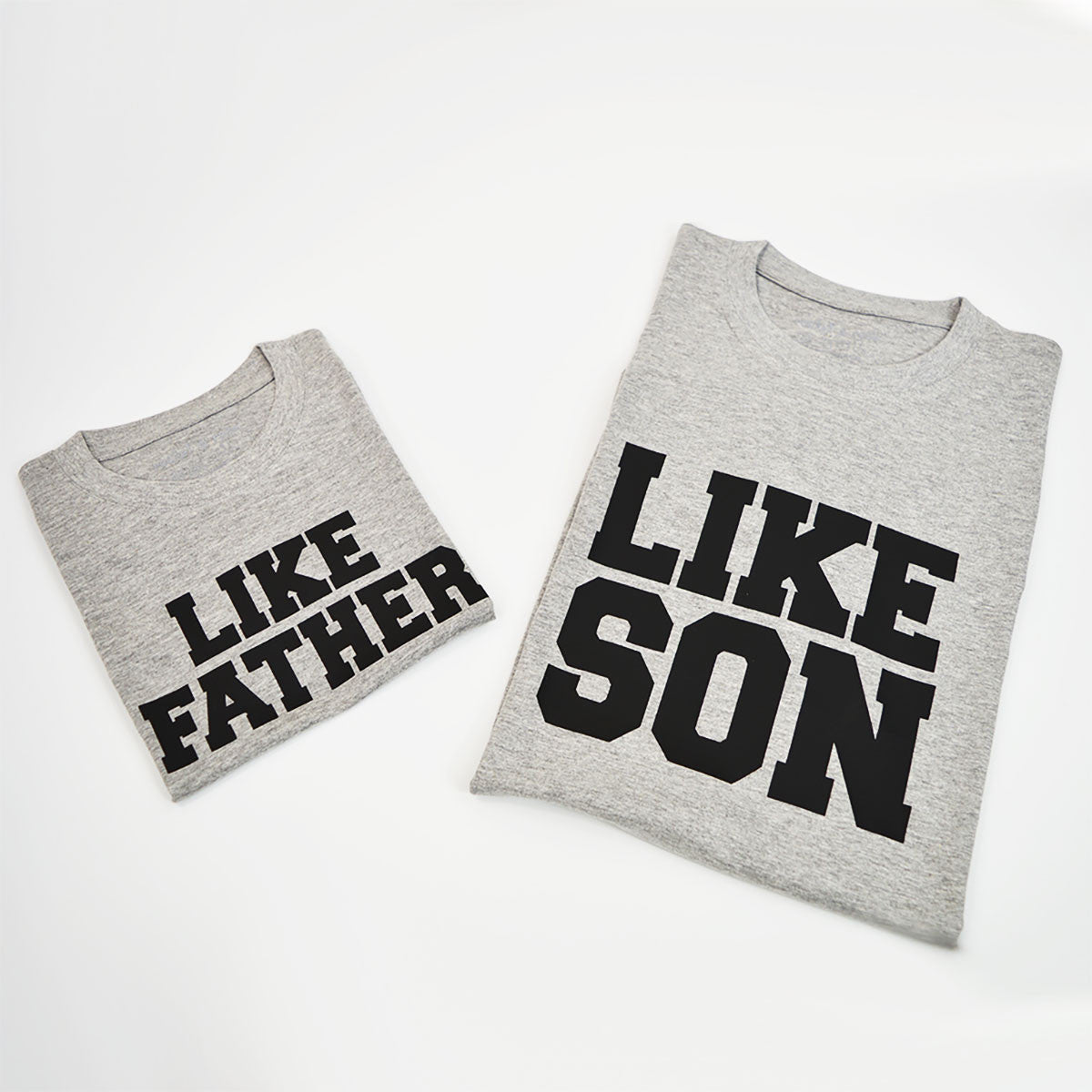 'Like Father Like Son' Matching T-Shirt Set