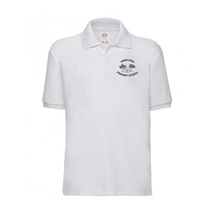 Winkleigh School Embroidered Polo Shirt