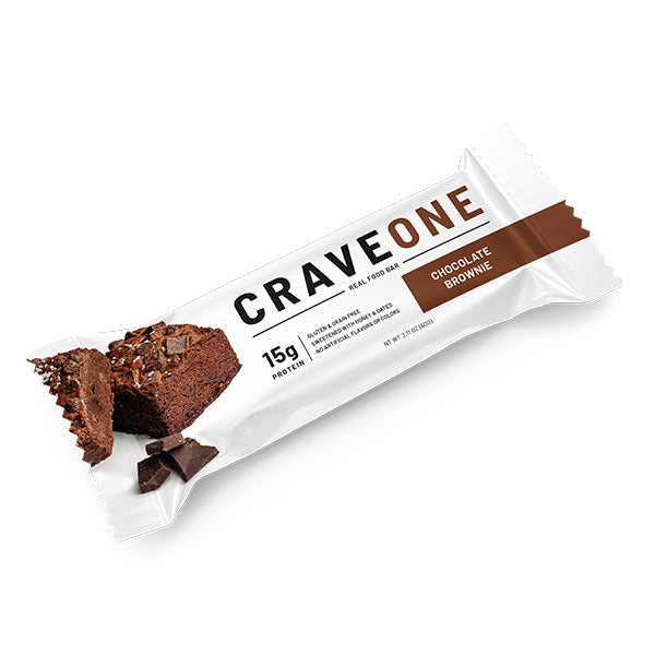 NutraOne CraveOne Chocolate Brownie