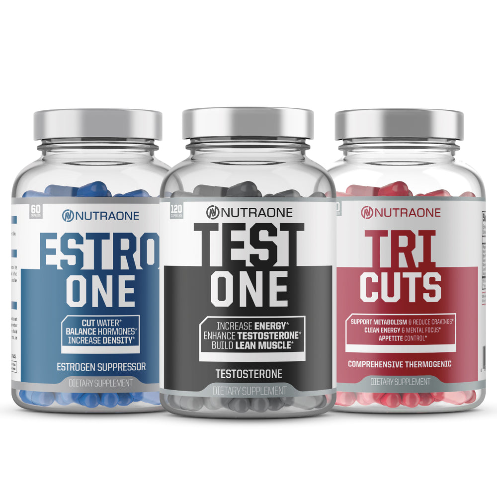 AlphaOne Testosterone Stack