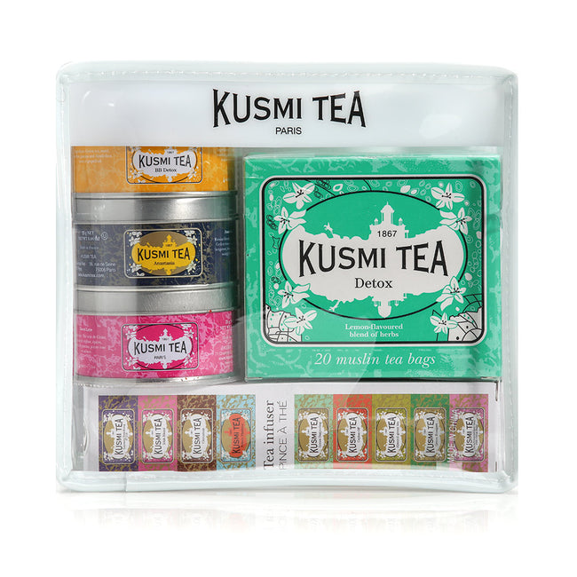 Product Shot Of Tea Gift Set