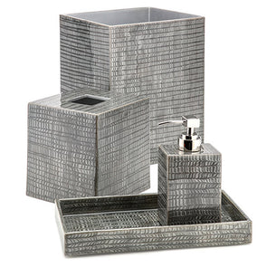 Product Photo Of Grey Bathroom Gift Set