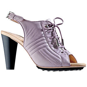 Product Photography Of Purple Shoe