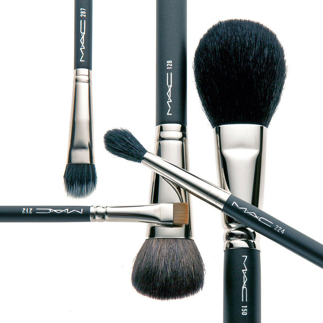 Group Product Photo Of Makeup Brushes