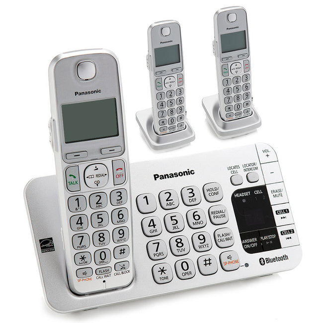 Product Photography Of Panasonic Cordless Remote Phone