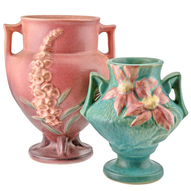 Product Photography Of Art Vases