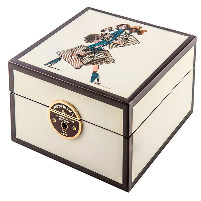 Product Photography Of Bendells Jewelry Box