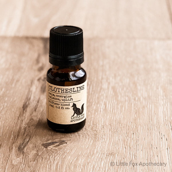 LFA Clothesline Essential Oil Diffuser Blend