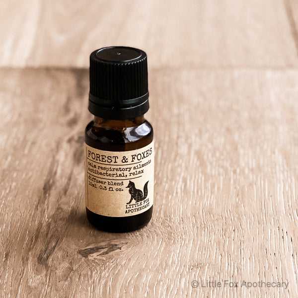 LFA Forest Foxes Essential Oil Diffuser Blend