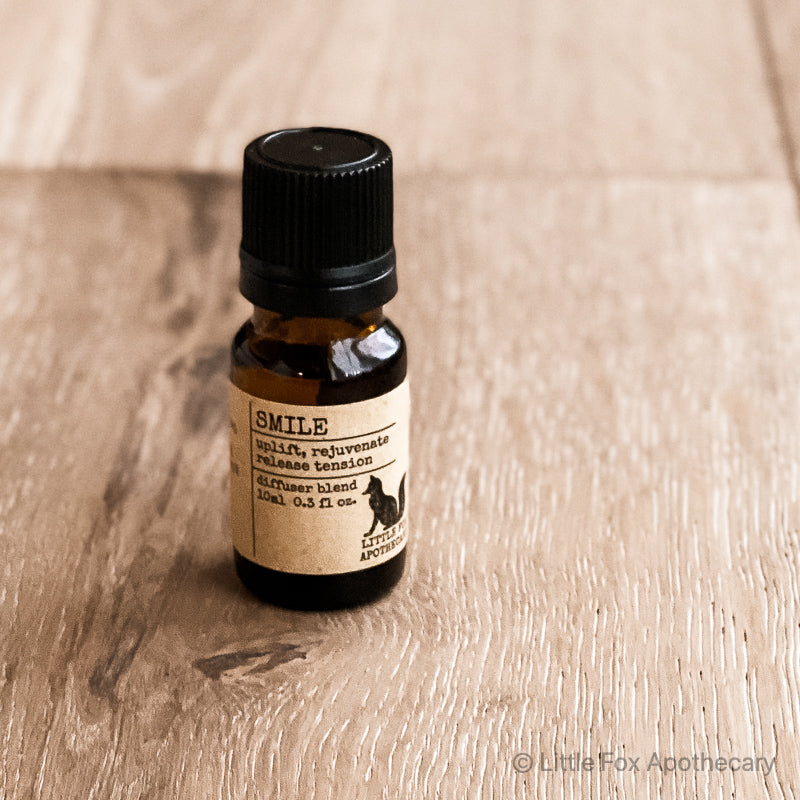 LFA Smile Essential Oil Diffuser Blend