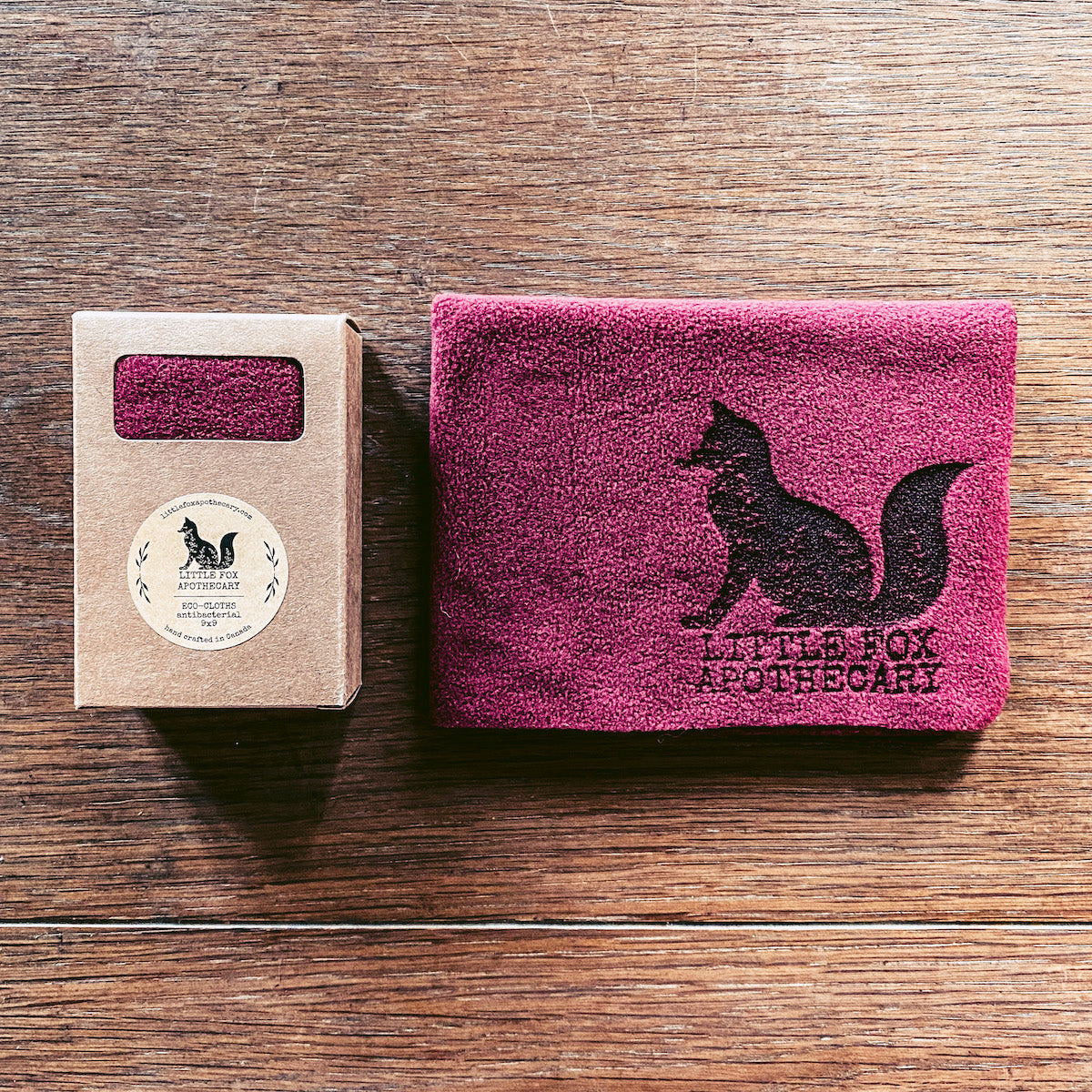 ECO-CLOTHS (wine)<br>antibacterial