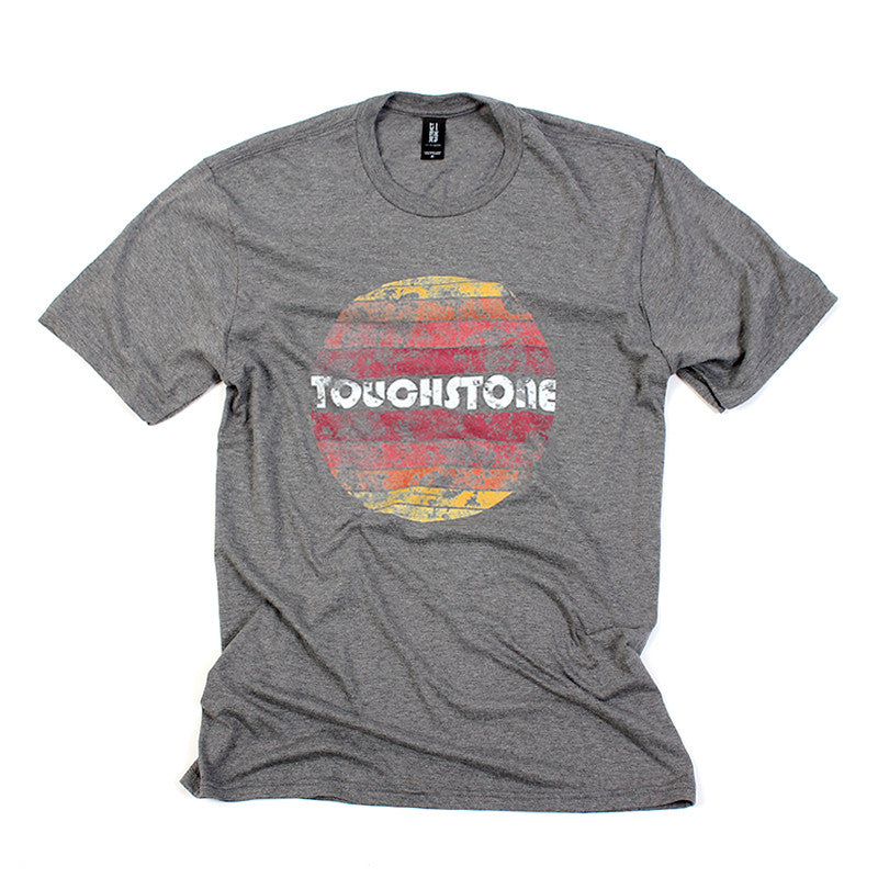 District made perfect tri crew tee touchstone cult shop for Touchstone promotional products
