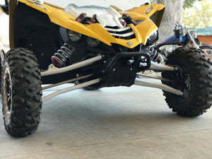 YXZ Long-Travel Kit w/ HD Steering