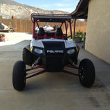 Polaris RZR 800/800s Long Travel Suspension