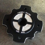 RZR 1000 Heavy Duty Billet Hubs