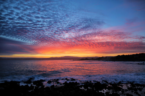 Monterey Sunrise - Monterey California