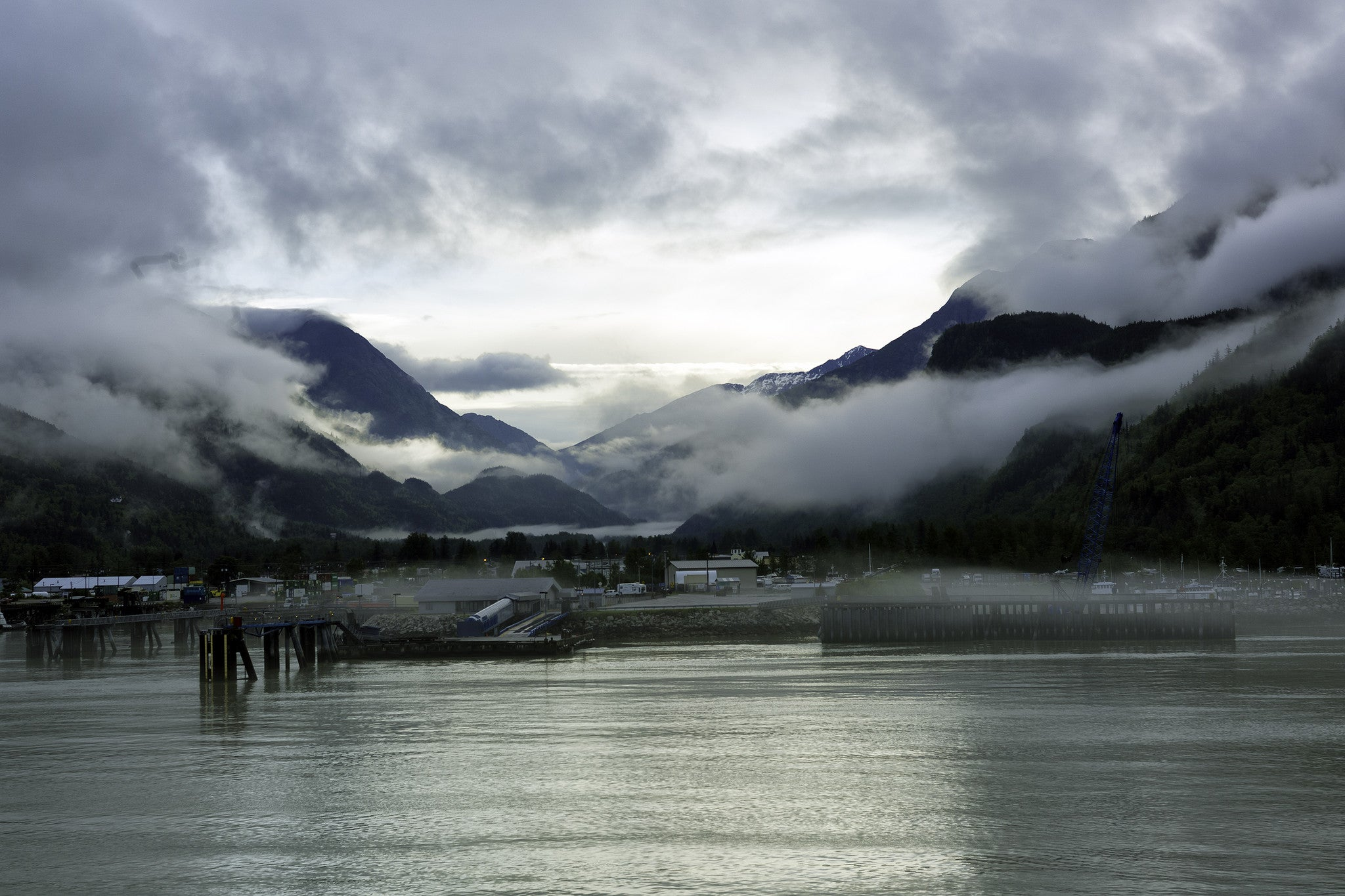 A Ketchikan Morning