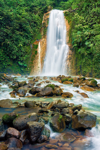 Unknown Waterfall - Costa-Rica