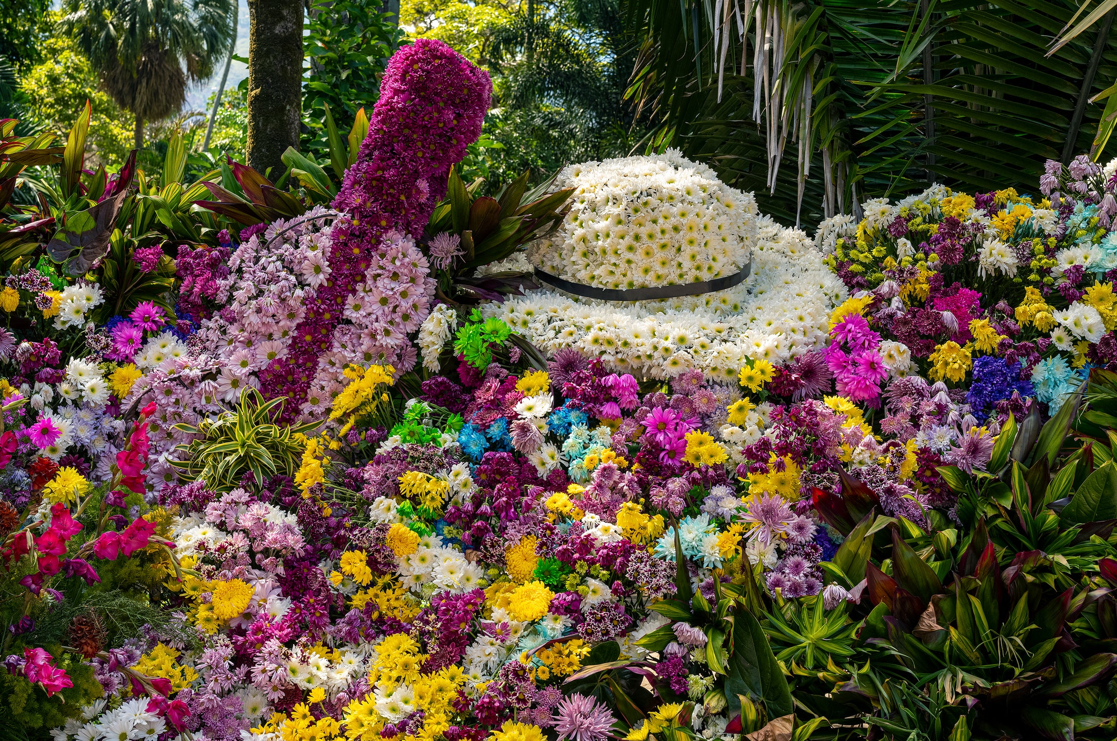 Festival of Flowers 04- Medellin 2019
