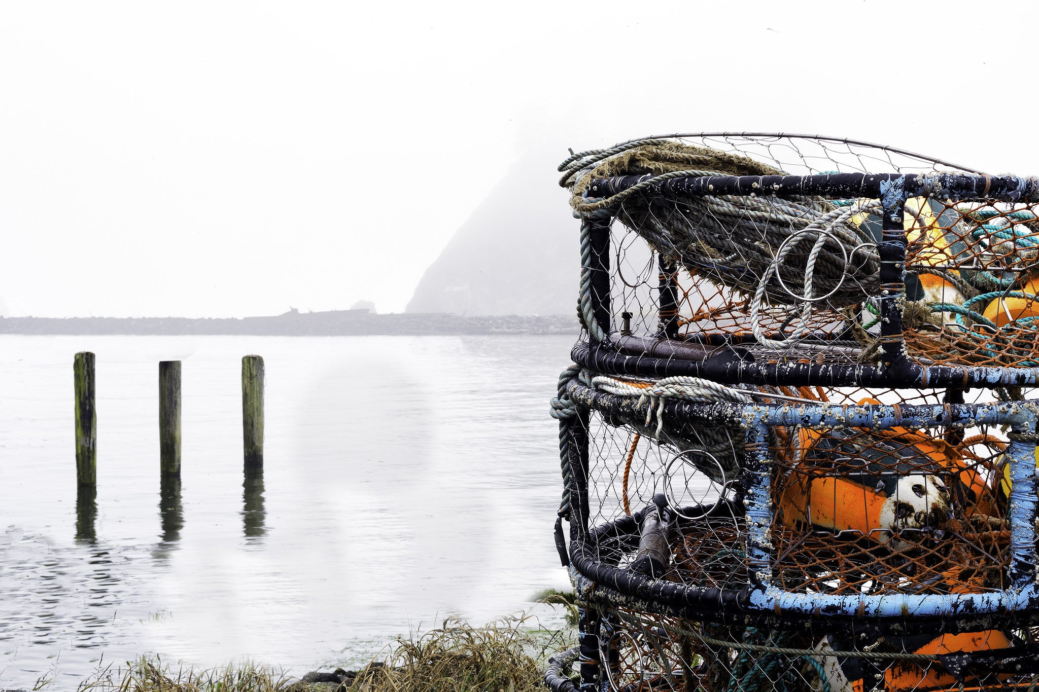 Cold Water Crab Traps