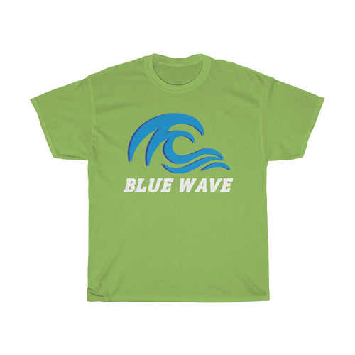 BLUE WAVE - Dark Color T-Shirt