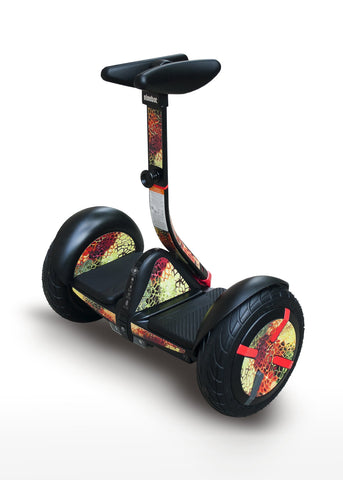 M4M Segway miniPRO Customization Kit - Cheetah - M4M-Europe