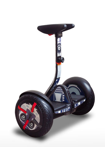 M4M Segway miniPRO Customization Kit - Robot - M4M-Europe