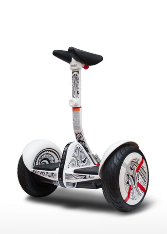 M4M Segway miniPRO Customization Kit - Tattoo - M4M-Europe