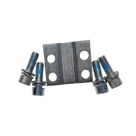 Spare Part - Axle Clamp With 4 Fasteners