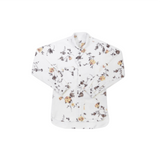 Captain Shirt- Floral