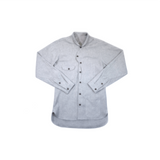 Captain Shirt- Grey