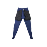 Calculated Daily Rocker Pant- Navy