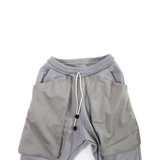 Calculated Daily Rocker Pant- Grey