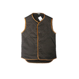 Calculated Work Vest- Brown