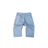 Calculated Shorts- Light Blue
