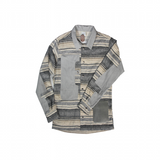 Calculated work shirt- Grey