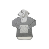 Calculated Sailor Hoodie- Grey
