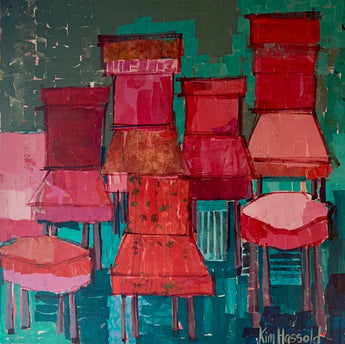 Have a Seat - 36x36